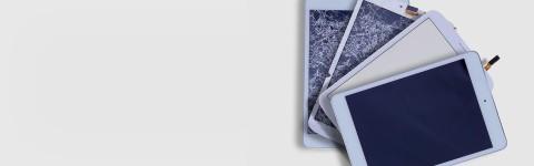 Ремонт iPad Air и других планшетов