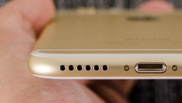 У iPhone 7 может появиться сразу четыре динамика