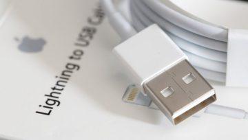 Как отличить оригинальный Lightning-кабель от подделки